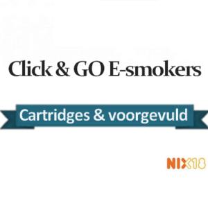 Click & Go E-smokers
