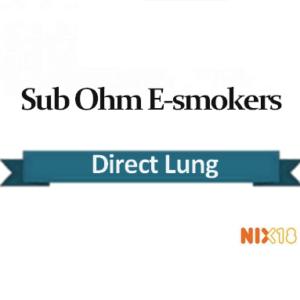 Sub Ohm E-sigaret