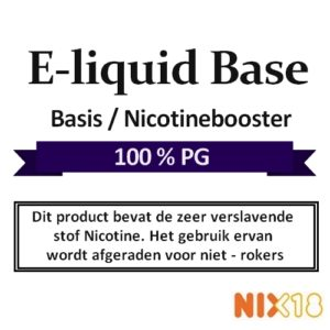 100 procent PG base