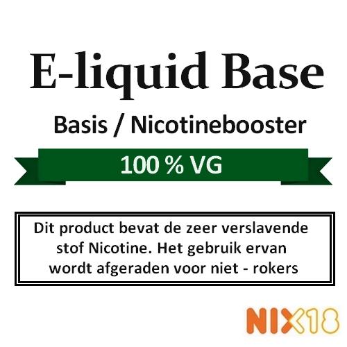 E-liquid Base 100 % VG