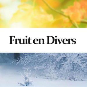 Go Green Fruit en Diverse smaken
