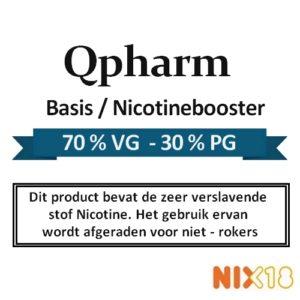 Qpharm E-liquid Base