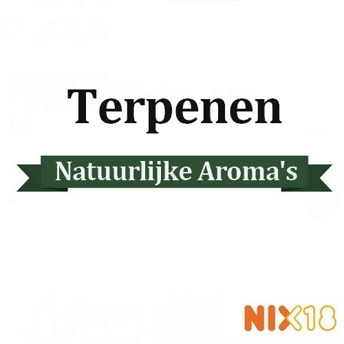 Terpenen Natuurlijke Aroma's