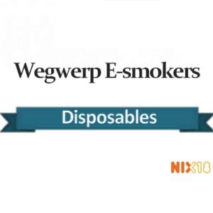 Wegwerp E-sigaretten
